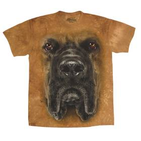 Футболка Mountain «Mastiff Face»