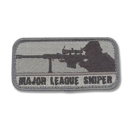 Шеврон-патч MSM Major League Sniper (на липучке)