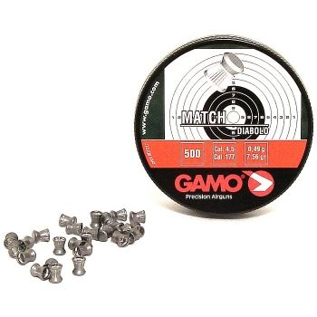 Пуля Gamo Match 4.5mm 500шт