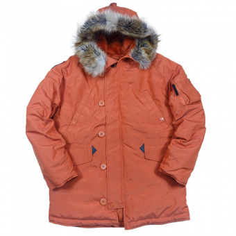 Куртка Nord Storm «N3B Oxford» Orange
