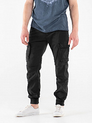 Брюки Tactical Frog «Cargo Regular Fit Joggers 501» Антрацитовый